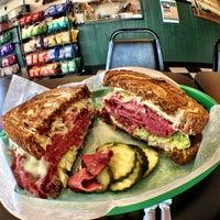 Photo taken at Mr. Pickle's Sandwich Shop by Bernard T. on 4/23/2013
