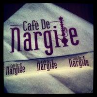 Photo taken at Cafè De Nargile by Alp Eren S. on 8/10/2013