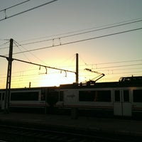 Photo taken at RENFE Reus by airiah on 8/26/2014