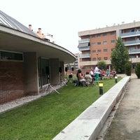 Photo taken at Biblioteca Central Xavier Amorós by airiah on 7/28/2014