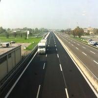 Photo taken at Area di Servizio Arda Est by Nicola M. on 10/22/2012