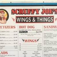 Photo taken at Scruffy Joe's Wings & Things by Ken L. on 8/15/2013