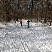 Photo taken at Wood Lake Nature Center by Dane H. on 2/16/2013
