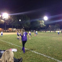 Photo taken at Hiawatha School Park by Dane H. on 10/14/2014