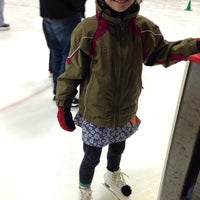 Photo taken at Minnehaha Academy Ice Arena by Dane H. on 11/24/2013