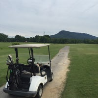 Photo taken at Moccasin Bend Golf Course by Phil D. on 6/20/2017