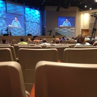Photo taken at Calvary Chapel of Melbourne - Viera Campus by Michelle M. on 5/31/2014
