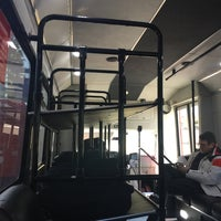 Photo taken at Wally Park Shuttle by Gabe R. on 3/29/2018