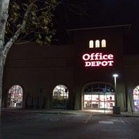 Exceptionnel ... Photo Taken At Office Depot By Gabe R. On 1/21/2014 ...