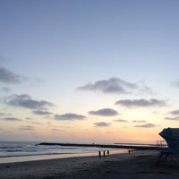 Photo taken at Lifeguard Tower 12 by Gabe R. on 6/20/2014