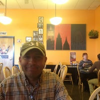 Photo taken at New York Deli by Barry on 4/25/2014