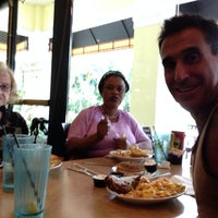 Photo taken at TooJay's Original Gourmet Deli by Barry on 8/11/2014