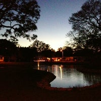 Photo taken at Club Chalet Mobile Home Park by Chuck B. on 12/23/2012