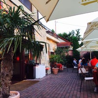 Photo taken at Part Café és Panzió by Géza B. on 6/6/2016
