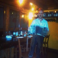 Photo taken at Pizzaria do Cristiano by André C. on 5/3/2014