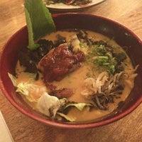 Das Foto wurde bei Jeju Noodle Bar von Mina K. am 4/13/2018 aufgenommen