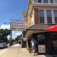 Photo taken at Dalessandro's Steaks and Hoagies by Mina K. on 8/13/2016