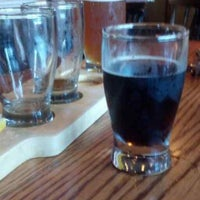 Photo taken at Rocky Coast Brewing at Post Road Tavern by Andrew B. on 6/29/2013