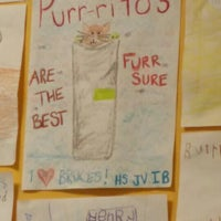 Photo taken at Bruce's Burritos by Andrew B. on 10/8/2015
