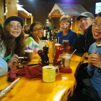 Photo taken at Camp Critter Bar & Grille at Great Wolf Lodge by Penny R. on 11/19/2012