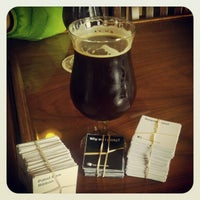 Photo taken at Kuhnhenn Brewing Co. by Andrew B. on 2/10/2013