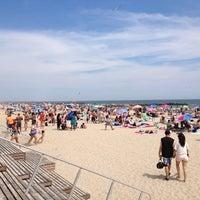 Photo taken at Rockaway Beach - 86th Street by Marinna P. on 7/27/2013