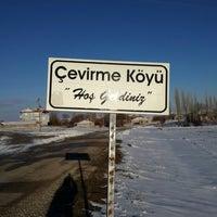 Photo taken at Çevirme Köyü by Mustafa Deniz Ö. on 2/23/2015
