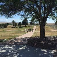 Photo taken at Little Bighorn Battlefield National Monument by Scott K. on 7/23/2016