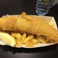 Photo taken at Blackstocks Fish & Chips by Olga L. on 9/28/2014
