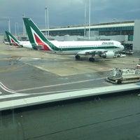 Photo taken at Gate C2 by Leopoldo G. on 6/16/2014