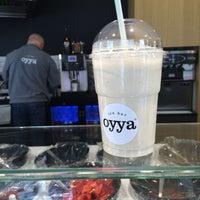 Photo taken at Oyya by Lauren M. on 4/2/2015