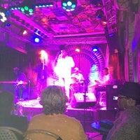Photo taken at Shrine World Music Venue by Massamba N. on 10/21/2012