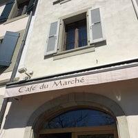 Photo taken at Café du Marché by Dee ✨ on 5/5/2016