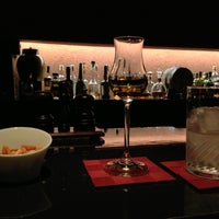 Photo taken at BAR Eau de Vie by Yasuyuki K. on 2/27/2013