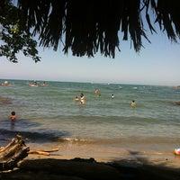 Photo taken at Playas Coveñas by Edwin L. on 1/8/2013