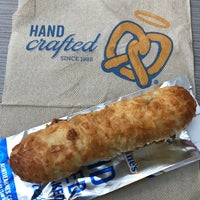 Photo taken at Auntie Anne's by Nehemiah G. on 10/7/2017