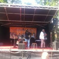 Photo taken at Wochenmarkt by Vesna G. on 6/1/2014