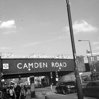 Photo taken at Camden Town by Shaikha AF on 2/18/2017