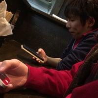 Photo taken at RAMEN MOSH by Dobashi Y. on 3/20/2016