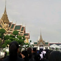 Foto tirada no(a) Dusit Maha Prasat Throne Hall por Supakit C. em 5/11/2017
