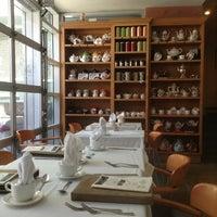 Photo taken at Chado Tea Room by Randi E. on 3/23/2013