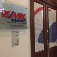 Photo taken at RE/MAX Argentina by Leigh B. on 3/28/2016