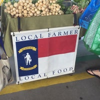 Photo taken at Charlotte Regional Farmer's Market by Leigh B. on 6/10/2017