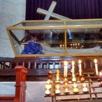 Photo taken at Iglesia Inmaculado Corazón De María by Marco S. on 3/29/2015