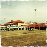 Photo taken at Cochin International Airport (COK) by Ravikiran A. on 12/8/2012