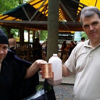 Photo taken at The Dragon Inn at Maryland Renn Fest by Patricia M. on 8/23/2014