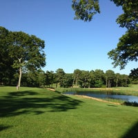 Photo taken at Cape Cod National Golf Club by Ben F. on 9/5/2013