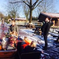 Photo taken at Kinderboerderij NME-centrum De Elzenhoek by Joep V. on 1/24/2015