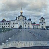 Photo taken at Троице-Сергиев Варницкий монастырь by Vyacheslav S. on 6/26/2016