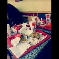 Photo taken at Taksim McDonald's by Serhat D. on 6/1/2014